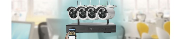 Kit Video Surveillance