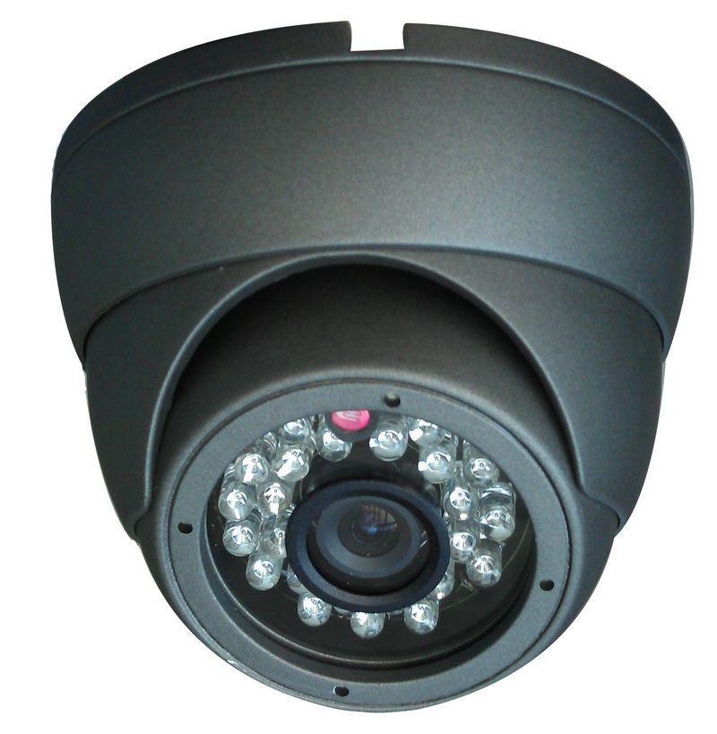 Pack enregistrement avec 4 cameras ext rieures et enregistreur for Surveillance exterieure avec enregistrement
