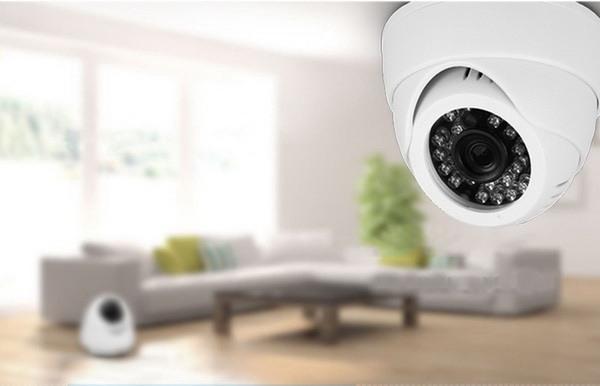 Caméra dôme WiFi installation