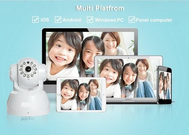 Caméra IP Multi Plateforme