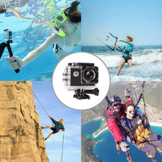 Caméra sport activités