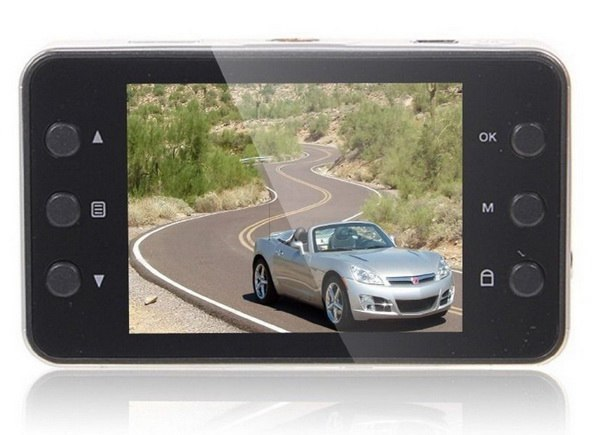 Caméra voiture HD