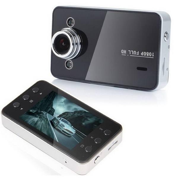 Dashcam HD pour voiture