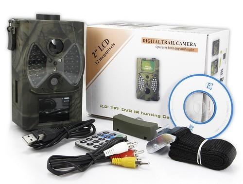 Emballage caméra