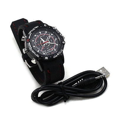 Montre espion USB