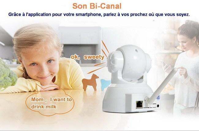 Son bi-canal