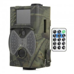 Camera de Surveillance Autonome Extérieur Enregistreur