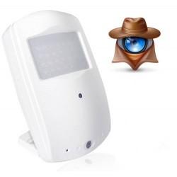 Caméra Espion WiFi avec Enregistrement à Détection de Mouvement