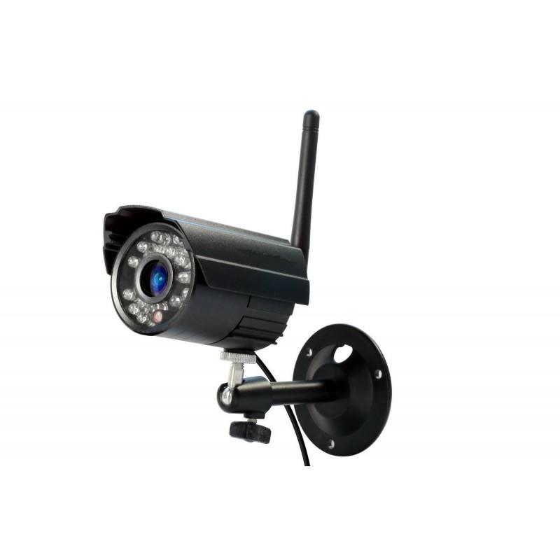 Caméra de surveillance Ring Stick Up Cam Wired : une belle qualité d'image