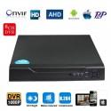Enregistreur DVR NVR 8 canaux
