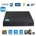 Enregistreur DVR 16 canaux Vidéosurveillance