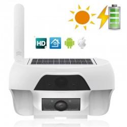 Caméra WiFi Solaire Extérieure Autonome HD
