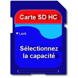 Carte Mémoire SD / SDHC 16 Go
