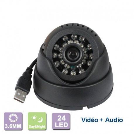 camera de surveillance interieur avec enregistrement
