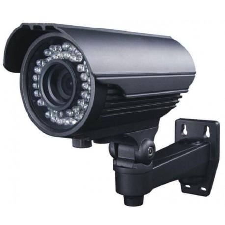 Les divers éléments d'un système de vidéosurveillance