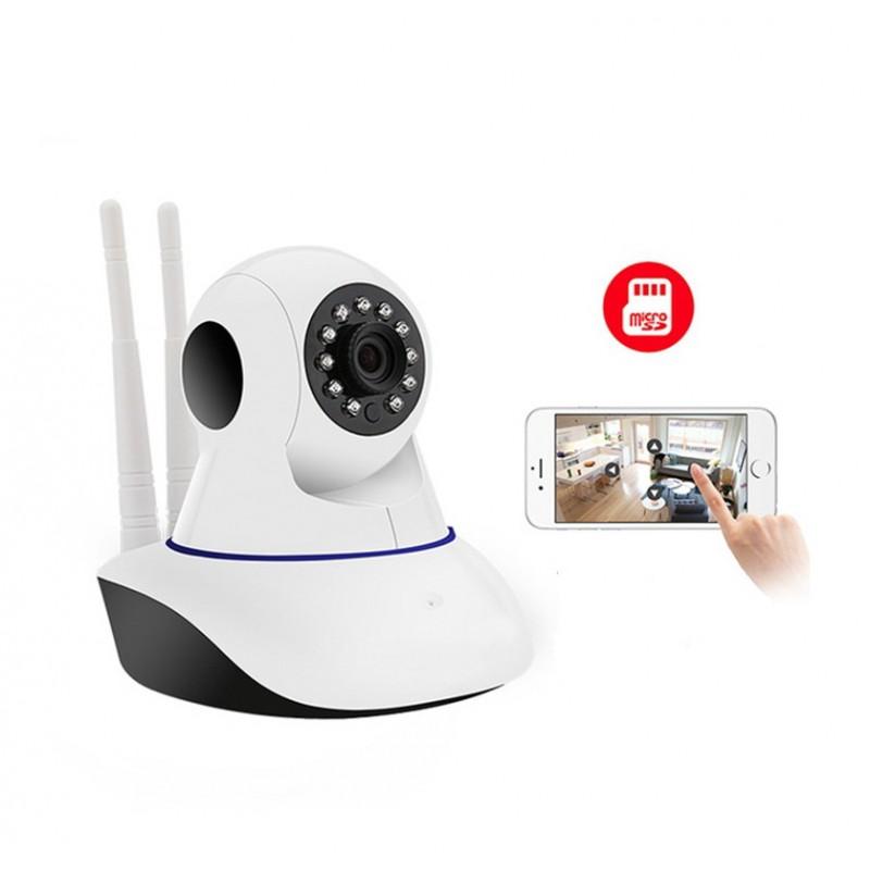 Les critères techniques d'une caméra de surveillance