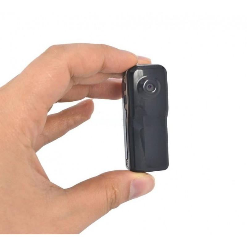 mini camera espion avec enregistrement d tection de voix. Black Bedroom Furniture Sets. Home Design Ideas