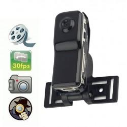 Mini Caméra avec Détection de Voix