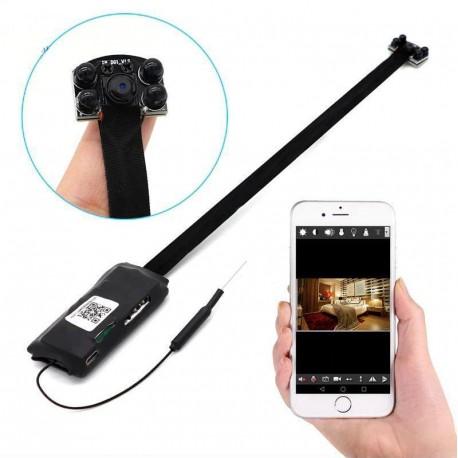 camera espion wifi smartphone