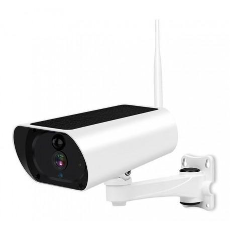Caméra WiFi Solaire Extérieure Full HD