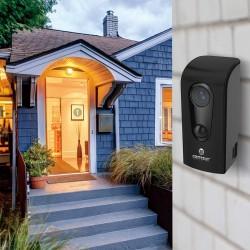 Caméra WiFi Autonome Extérieure 100% Sans Fil Camsur