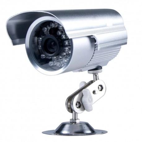 Caméra Extérieure avec Enregistrement 24h/24h