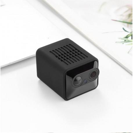 Caméra espion autonome leds IR invisibles