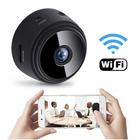 Mini Caméra Espion IP WiFi