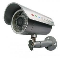 Camera Video Surveillance Infrarouge Extérieure