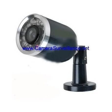 Camera de Surveillance Infrarouge à Leds Invisibles