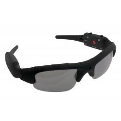 Caméra espion lunettes de soleil
