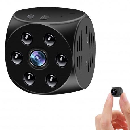 Mini caméra espion infrarouge sans fil magnétique