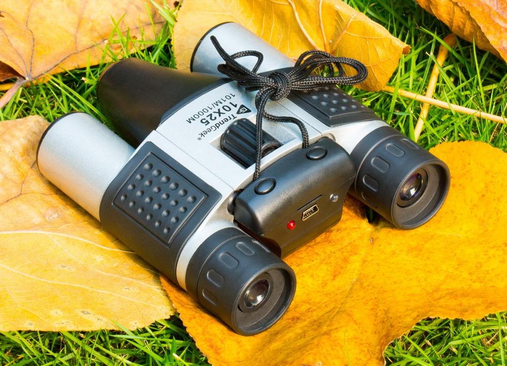Caméra binoculaires jumelles
