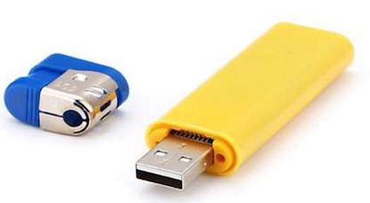 Briquet port USB