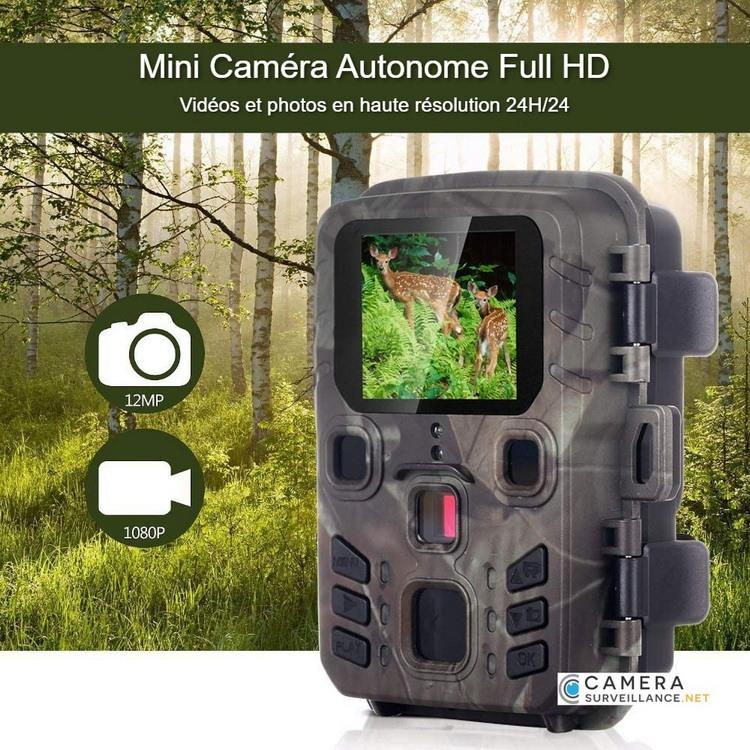 Caméra de chasse autonome