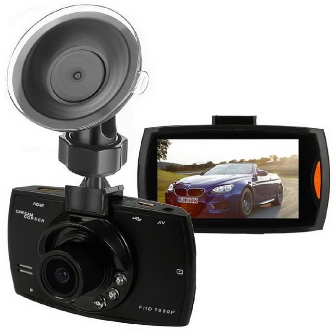 Caméra dashcam voiture embarquée