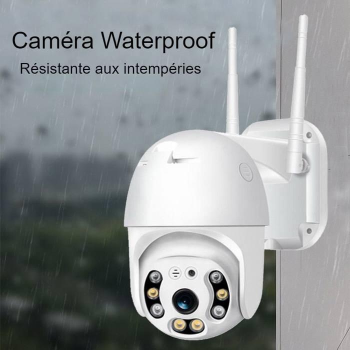 Caméra Dôme WiFi Waterproof