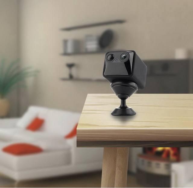 Caméra espion batterie longue durée