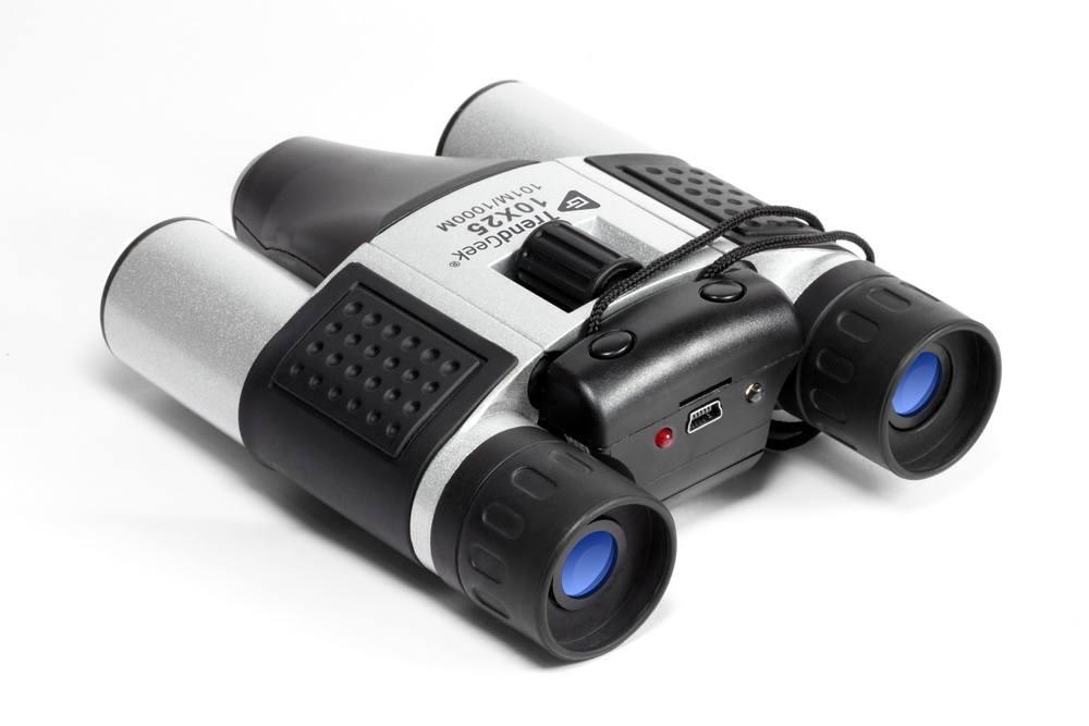 Caméra espion jumelles vidéo