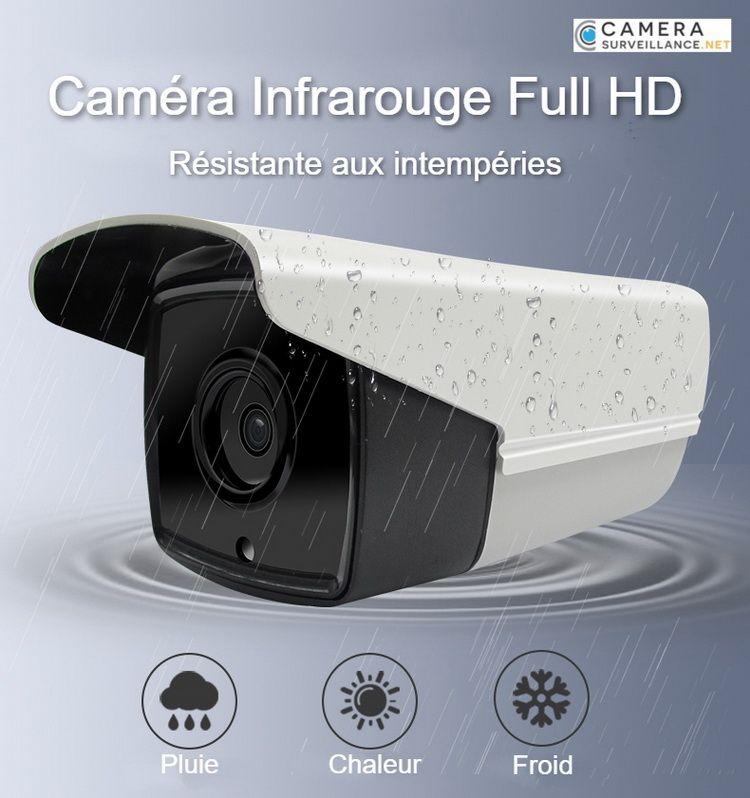 Caméra extérieur vidéosurveillance