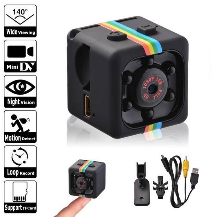 Caméra de surveillance GR12 avantages