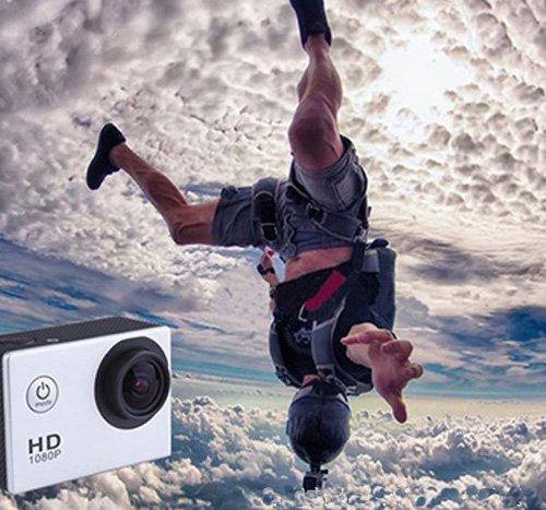 Caméra saut