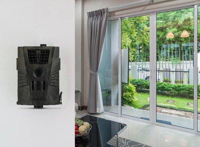 Caméra surveillance maison