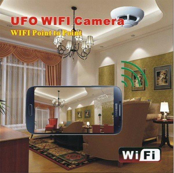 Caméra WiFi IP