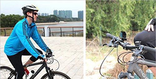 Caméra pour casque vélo