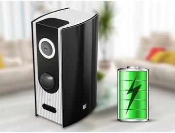 Caméra WiFi sur batterie