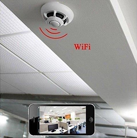 Caméra WiFi cachée
