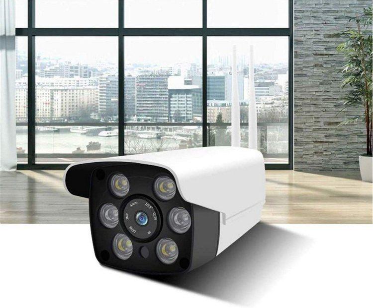 Caméra WiFi extérieure maison