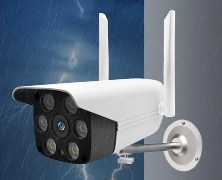 Caméra WiFi IP maison entreprise