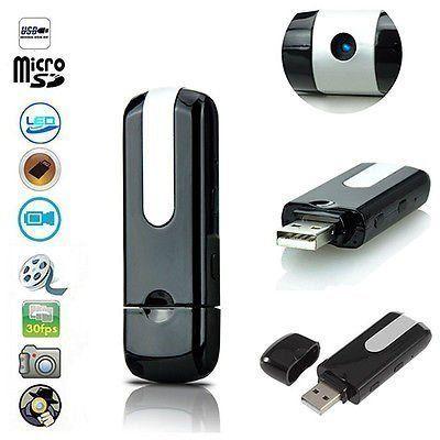 Clé USB espion caméra